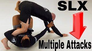 Single Leg X Transition Attacks