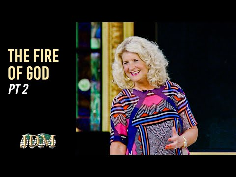 The Fire of God, Pt 2  Cathy Duplantis