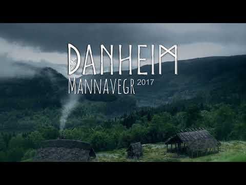 Danheim - Mannavegr (Full Album 2017) Viking Era & Viking War Music - default