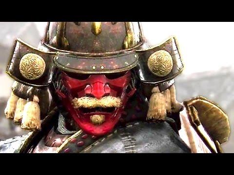 FOR HONOR Kensei, Raider and Warden Trailer (2016) - UC64oAui-2WN5vXC7hTKoLbg