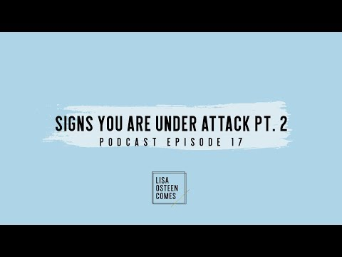 Signs You Are Under Attack Part 2
