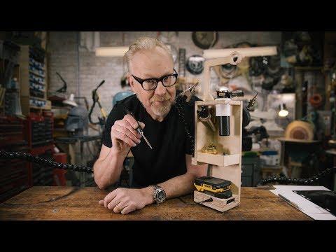 Adam Savage's One Day Builds: Portable Soldering Station! - UCiDJtJKMICpb9B1qf7qjEOA
