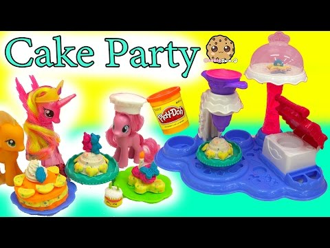 My Little Pony Pinkie Pie Makes Treats for MLP with Cake Party Playdoh Maker Playset - UCelMeixAOTs2OQAAi9wU8-g