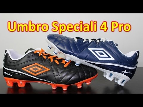 Umbro Speciali 4 Pro Depth Blue and Shocking Orange - Unboxing + On Feet - UCUU3lMXc6iDrQw4eZen8COQ