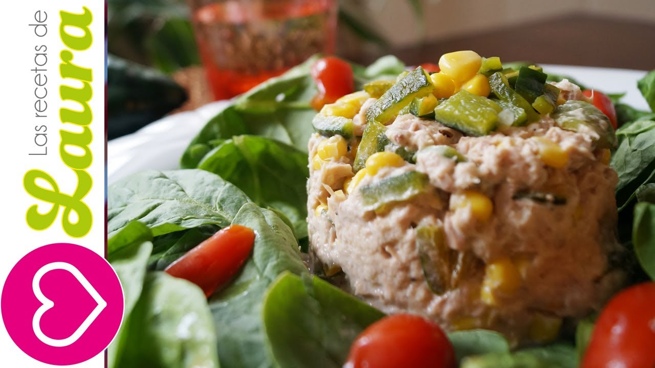 Cena saludable rapida y facil