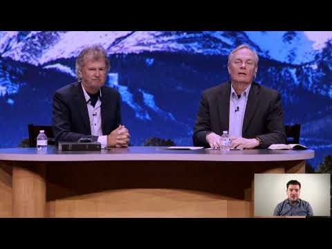Germany Grace & Faith Conference 2020: Duane Sheriff & Andrew Wommack