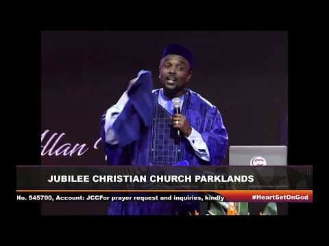 Jubilee Christian Church Live Service - 1st March 2020 (#HeartSetOnGod)