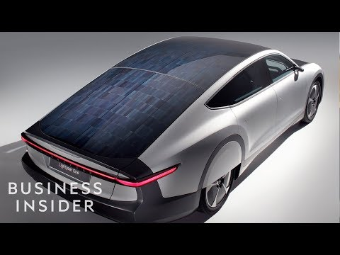 Inside The $170K Solar Car That Drives 500 Miles On One Charge - UCcyq283he07B7_KUX07mmtA