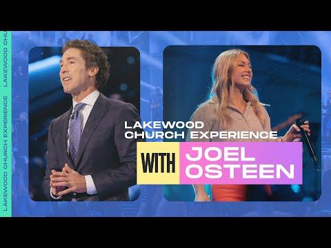 Joel Osteen LIVE   Lakewood Church Service  Sunday 11am