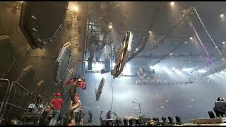 KISS - Hardest Working Crew in R&R - Zurich, Switzerland