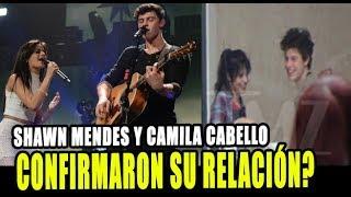 SHAWN MENDES Y CAMILA CABELLO CONFIRMAN SU RELACIÓN CON ESTE BESO?