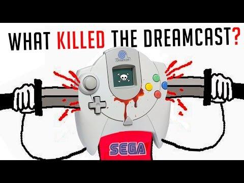 What Killed The SEGA Dreamcast? - UCNvzD7Z-g64bPXxGzaQaa4g