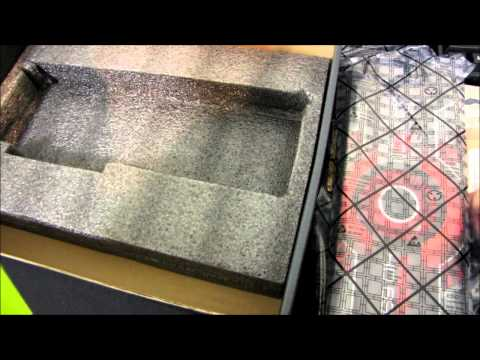 XFX AMD Radeon HD 6990 4GB Video Card Unboxing & First Look Linus Tech Tips - UCXuqSBlHAE6Xw-yeJA0Tunw