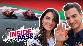 MotoGP 2019 Austria: Dani Pedrosa Takes Vanessa For A Lap Of Red Bull Ring | Inside Pass #11