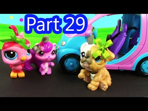 LPS Morning Exercise - Mommies Part 29 Littlest Pet Shop Series Movie LPS Mom Babies - UCelMeixAOTs2OQAAi9wU8-g