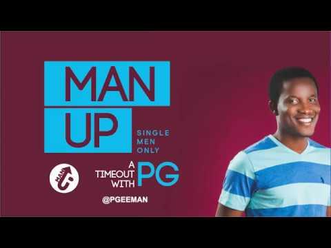 MAN UP with Pastor Godman Akinlabi