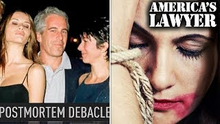 Epstein Victim's Will Have Their Day In Court & Human Trafficking Lawsuits Target Corporate Enablers