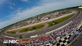 What challenges will IndyCar drivers face at Iowa Speedway? | Motorsports on NBC