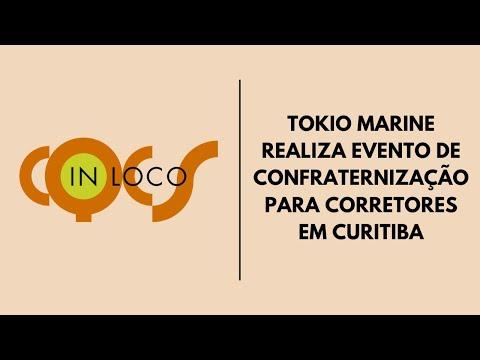 Imagem post: Tokio Marine realiza evento de confraternização para Corretores em Curitiba
