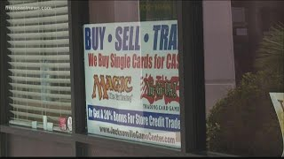 More than $3K worth of Magic cards stolen from Jacksonville Game Center