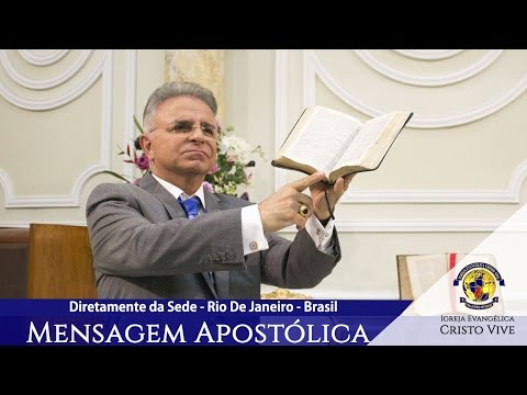 Transmissão AO VIVO Do Culto da Cristo Vive Sede - Palavra de Fé, esperança com Louvor e Oração