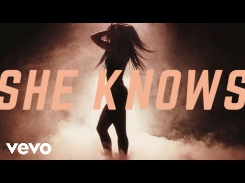 She Knows (Video Lirik) [Feat. Juicy J]