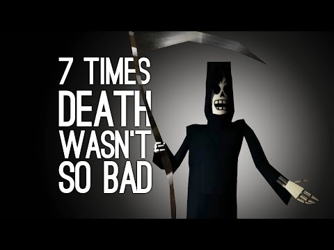 7 Times Death Wasn't So Bad, Actually - UCjf6YzmyaKi8880IXMJ5kGA