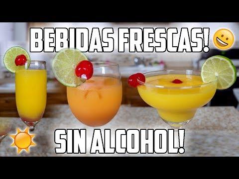 3 Bebidas Sin Alcohol Deliciosas Para La Familia! - UC7Am2RB69RN4NtrCdP9HPkA