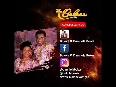 BUKOLA & DAMILOLA BEKES LIVE @ THE NEW YEAR PRAISE DOMINION CITY