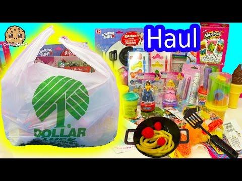 Dollar Tree Store Craft Sets & Toys Haul of Playdoh, Disney Princesses + More - Cookieswirlc - UCelMeixAOTs2OQAAi9wU8-g