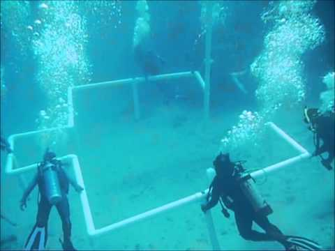 First Small Masjid Under Sea by Saudi Boys