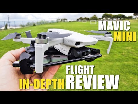 DJI Mavic MINI Flight Test Review IN-DEPTH - How good is it...REALLY!? - UCVQWy-DTLpRqnuA17WZkjRQ