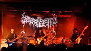 Blasphemous chanting on a moonless night - solardeity , Metal