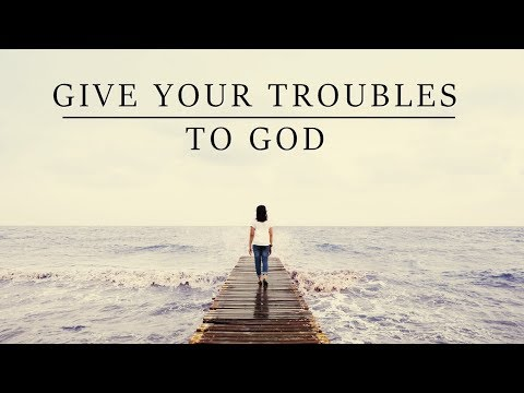 GIVE YOUR TROUBLES TO GOD - PHILIPPIANS 4 - MORNING PRAYER  PASTOR SEAN PINDER (video)