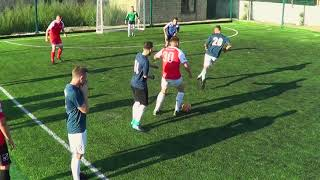 Обзор матча | 4.FRIENDS TEAM 2-4 YOUNG BUSINESS CLUB#SFCK Street Football Challenge Kiev