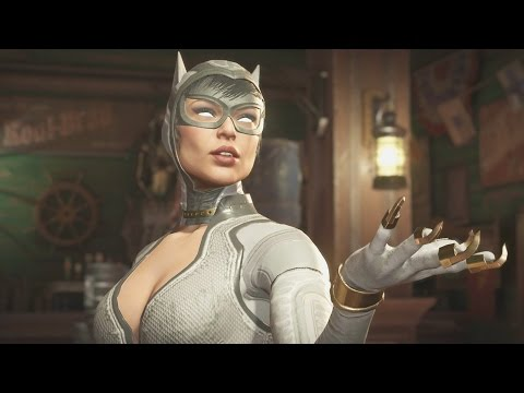 Injustice 2 - Catwoman All Intro/Interaction Dialogues - UCUDGS2Nh0jzLX-5gNDMc_Xw