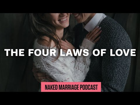 The Four Laws of Love  Dave and Ashley Willis