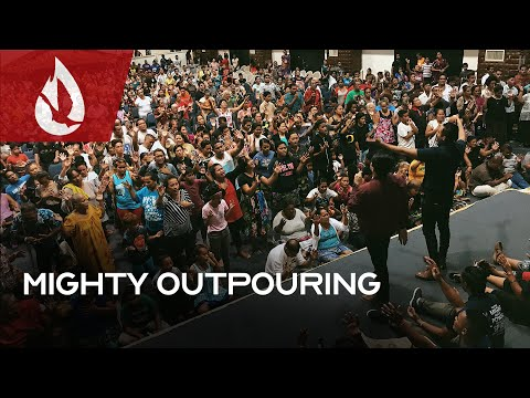Mighty Holy Spirit Outpouring on Pohnpei  David Diga Hernandez