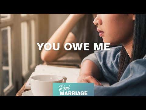 You Owe Me - Forgiveness Part 2  Mark and Grace Driscoll