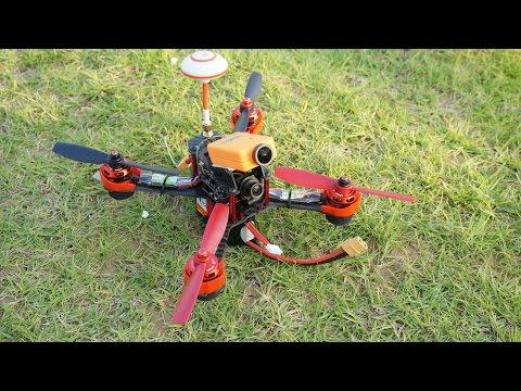 Crazy Fast Realacc GX210 FPV racing Quadcopter 4S Battery - UCsFctXdFnbeoKpLefdEloEQ