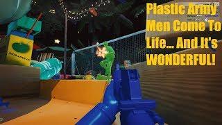 Playing As GREEN ARMY MEN! - Rising Storm 2 Vietnam Gameplay