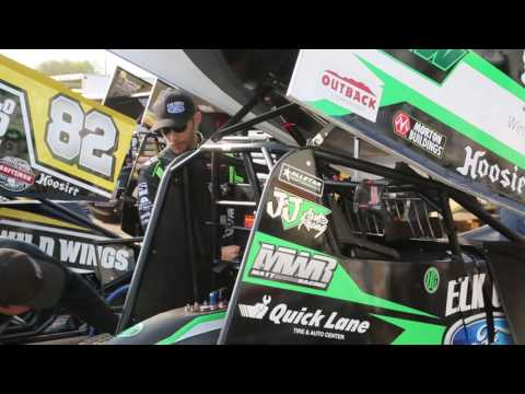 Driver of the Week: Bryan Clauson - dirt track racing video image