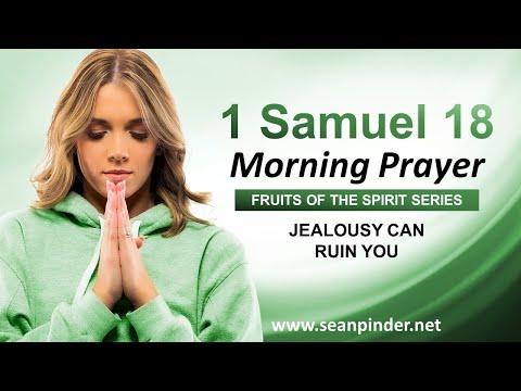JEALOUSY Can RUIN You - Morning Prayer