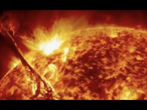 Breaking Massive Solar Winds Hit Earth High UV Rays