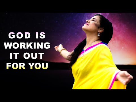 GOD IS WORKING IT OUT FOR YOU - 1 PETER 5 - MORNING PRAYER