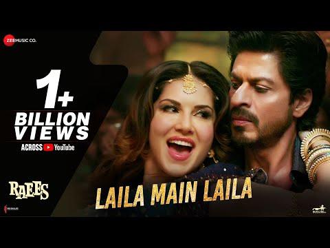 Laila Main Laila Lyrics - Raees   Shah Rukh Khan, Sunny Leone