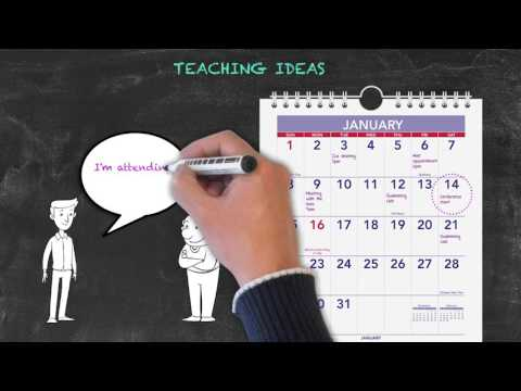 The Future Tenses - Other Future Forms - Present Continuous - Teaching Idea