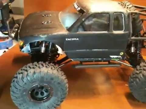 Demo's Axial SCX10 Honch to Wroncho Build Video Log # 7 - 3S Lipo Added and Overview - UCTa02ZJeR5PwNZK5Ls3EQGQ