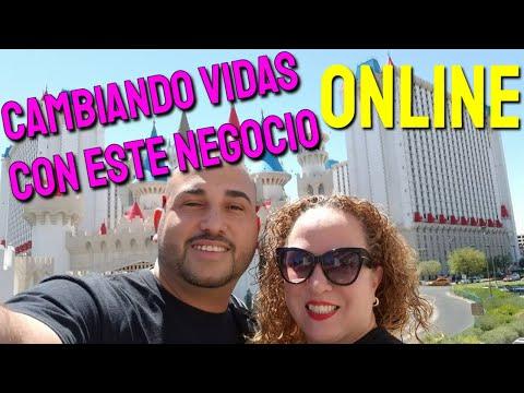 Movimiento Latino - Cambiando Vidas Con Este Negocio ONLINE!> </a> <div style=