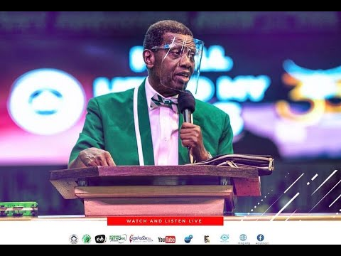 RCCG MARCH 2021 SPECIAL THANKSGIVING SERVICE
